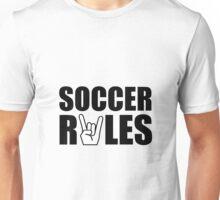 Soccer Rules Unisex T-Shirt