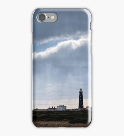 Dungeness Through a Prime Lens 16 iPhone Case/Skin