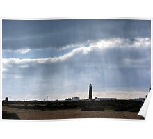 Dungeness Through a Prime Lens 16 Poster
