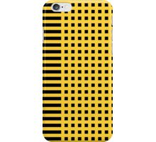 """bumble bee"" abstract iPhone Case/Skin"