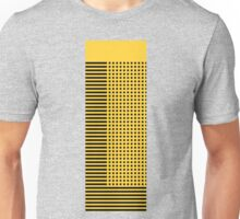"""bumble bee"" abstract Unisex T-Shirt"