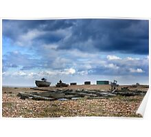 Dungeness Through a Prime Lens 15 Poster
