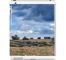 Dungeness Through a Prime Lens 15 iPad Case/Skin
