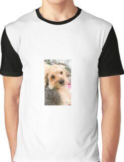 Adorable Dog Graphic T-Shirt