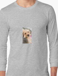 Adorable Dog Long Sleeve T-Shirt