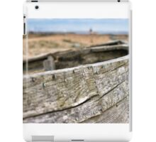 Dungeness Through a Prime Lens 14 iPad Case/Skin