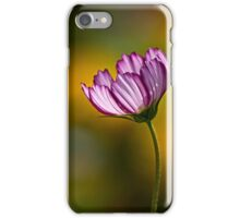 Cosmos on gold iPhone Case/Skin