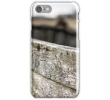 Dungeness Through a Prime Lens 13 iPhone Case/Skin