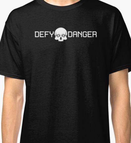 Defy Danger Logo - Black Classic T-Shirt