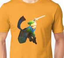 the legend of Zelda - Link fight Unisex T-Shirt