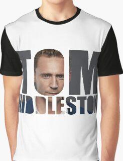 Tom Hiddleston Graphic T-Shirt