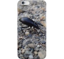 tiny crawling critter  iPhone Case/Skin