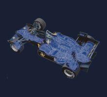 Lotus Renault Kids Tee