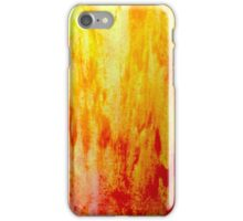 Flame theme phone case  iPhone Case/Skin