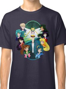 Sailor moon Sailor Stars Classic T-Shirt