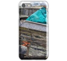 Dungeness Through a Prime Lens 12 iPhone Case/Skin