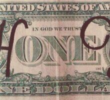 HoneY$ Sticker
