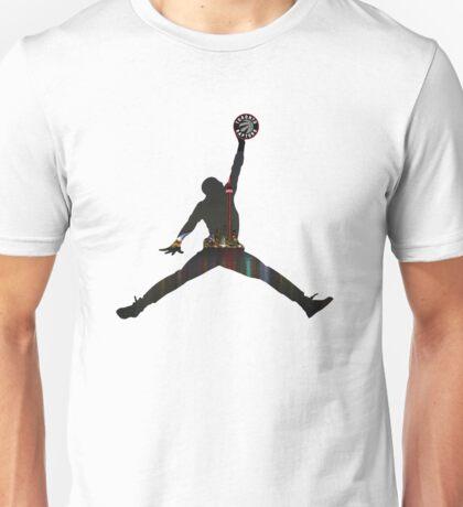 Toronto Raptors basketball silhouette Unisex T-Shirt