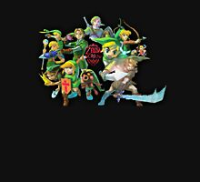 the legend of Zelda - Links Unisex T-Shirt