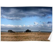 Dungeness Through a Prime Lens 10 Poster