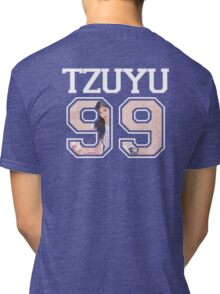 Twice - Tzuyu 99 Tri-blend T-Shirt