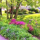 Spring Garden by Lesliebc