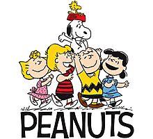 Snoopy Peanuts Photographic Print
