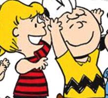 Snoopy Peanuts Sticker