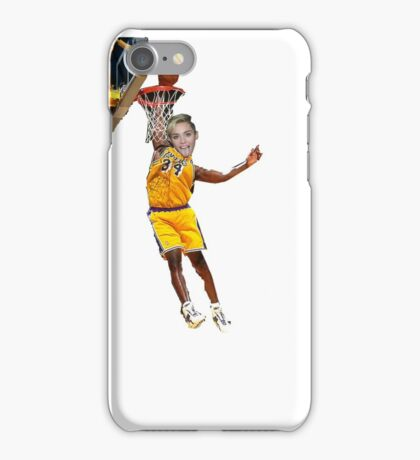 Miley Dunks iPhone Case/Skin