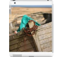 Dungeness Through a Prime Lens 08 iPad Case/Skin