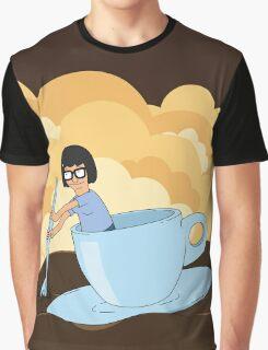 Cup of Tina Graphic T-Shirt