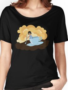 Cup of Tina Women's Relaxed Fit T-Shirt