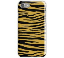 0618 Satin Sheen Gold Tiger iPhone Case/Skin