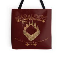 marauders shirt Tote Bag