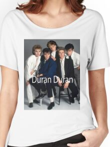 Duran Duran Vintage Women's Relaxed Fit T-Shirt
