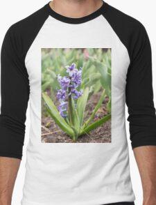Purple Rain - Spring 2016 Men's Baseball ¾ T-Shirt