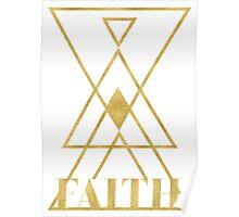 Faith. Poster