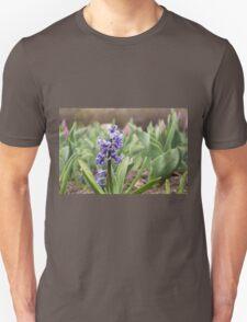 Purple rain in spring T-Shirt