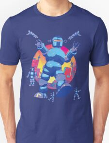 INVASION OF THE GIANT ROBOTS! Unisex T-Shirt