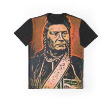 Chief Joseph (Hinmatóowyalahtq̓it) Graphic T-Shirt
