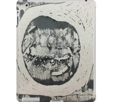Back to black iPad Case/Skin