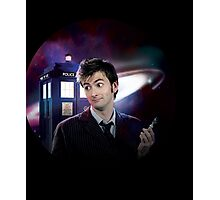 I'm The Doctor! Photographic Print