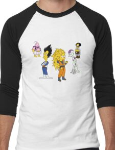 Dbsons Parody Men's Baseball ¾ T-Shirt