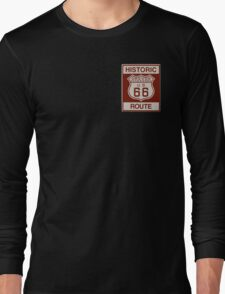 Grover Route 66 Long Sleeve T-Shirt