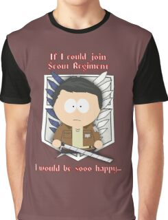 Attack on South Park Graphic T-Shirt