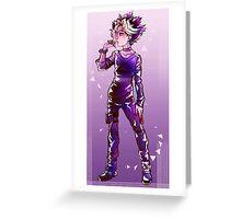 Yugi! Greeting Card