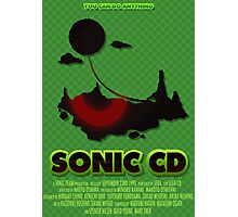 Sonic CD Photographic Print
