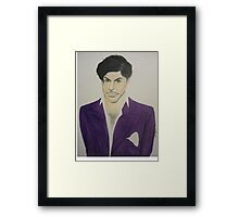 Music Illustration 4 Framed Print