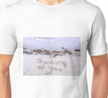 Thinking of You Unisex T-Shirt