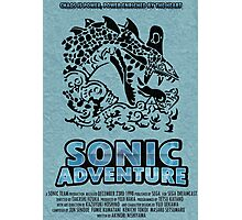 Sonic Adventure Photographic Print